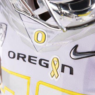 Childhood Cancer Oregon Ducks Support